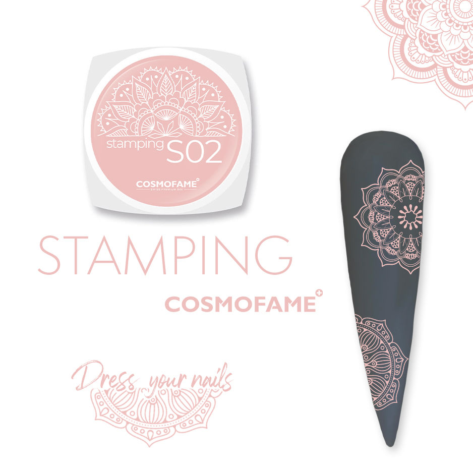 Stamping S02 - dress your nails [Artikelnr. 10380]