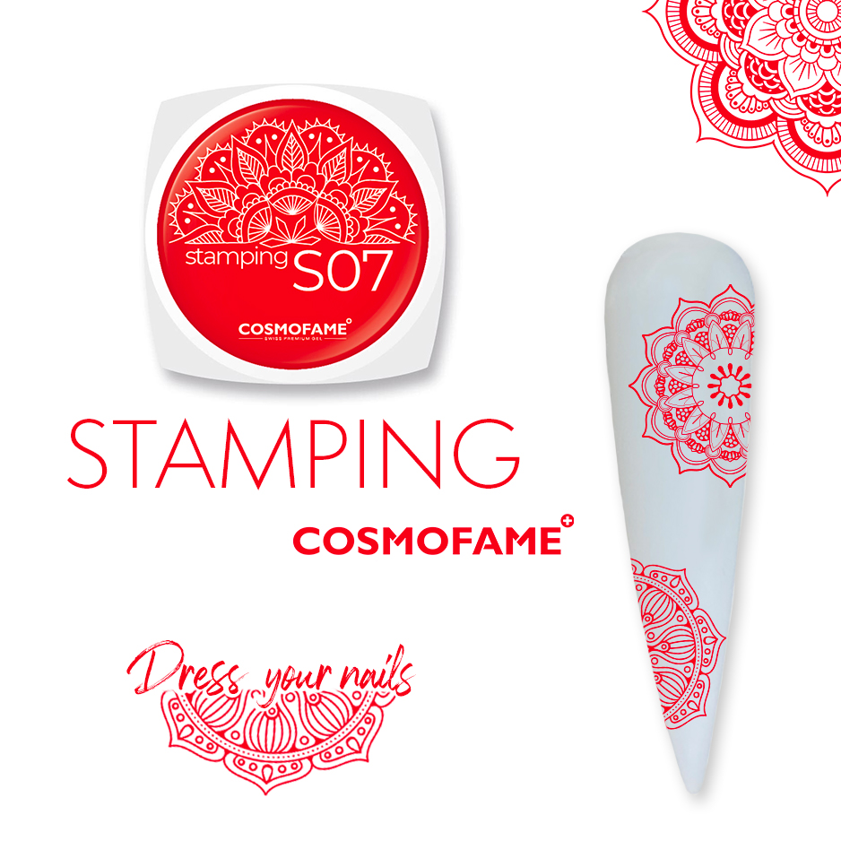 Stamping S07 - dress your nails [Artikelnr. 10385]