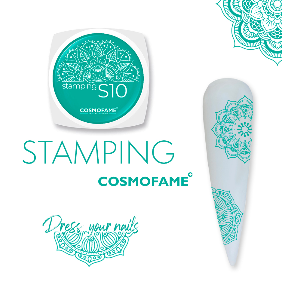 Stamping S10 - dress your nails [Artikelnr. 10388]