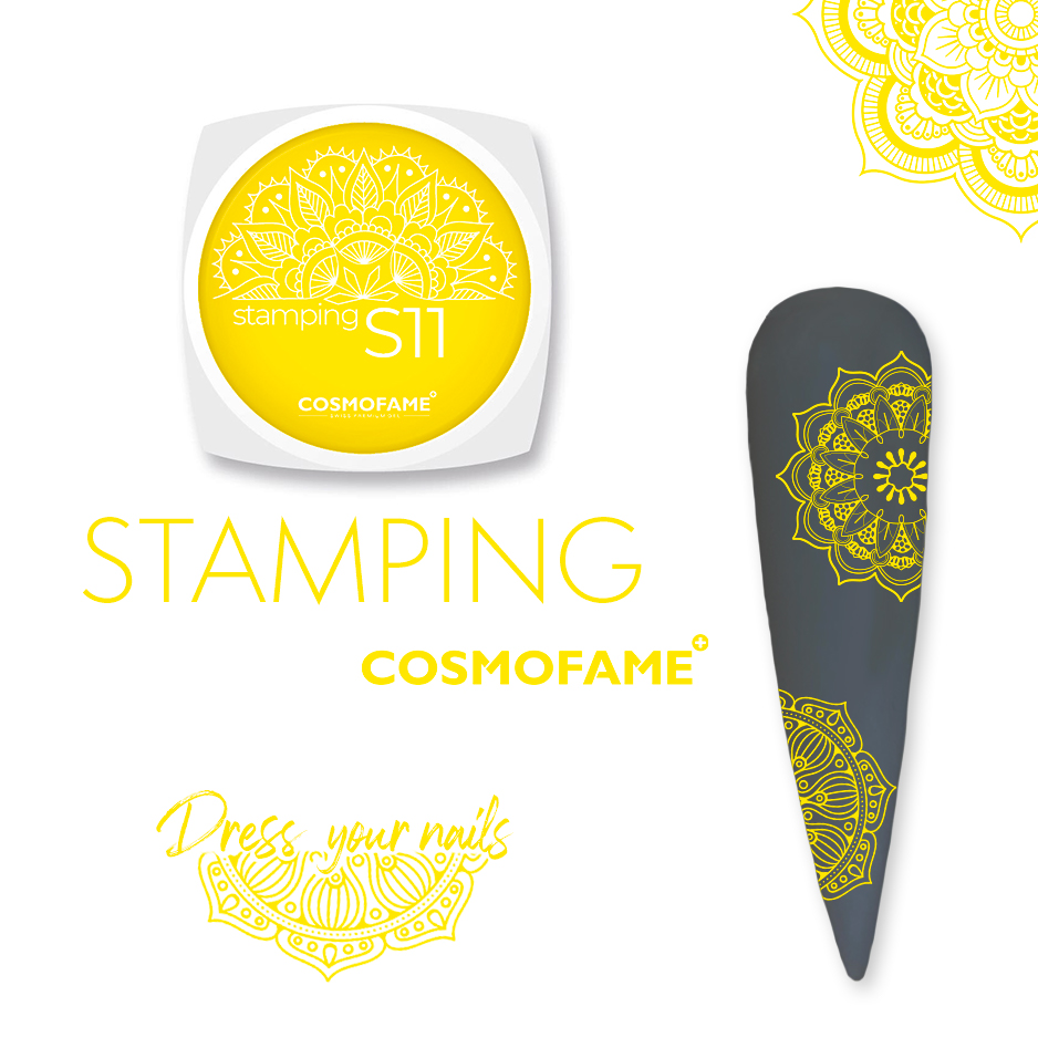 Stamping S11 - dress your nails [Artikelnr. 10389]