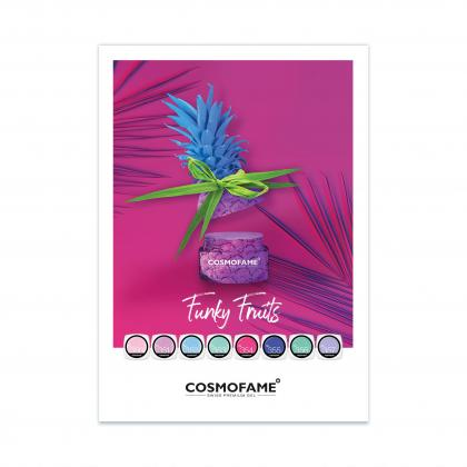 poster funky fruits 2020 -  [Artikelnr. 140012]