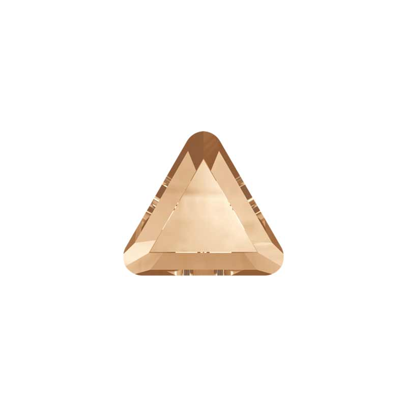 Swarovski triangle golden shadow -  [Artikelnr. 5630]