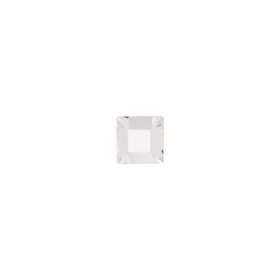 Swarovski Square nature/clear 2.2 mm -  [Artikelnr. 5625]