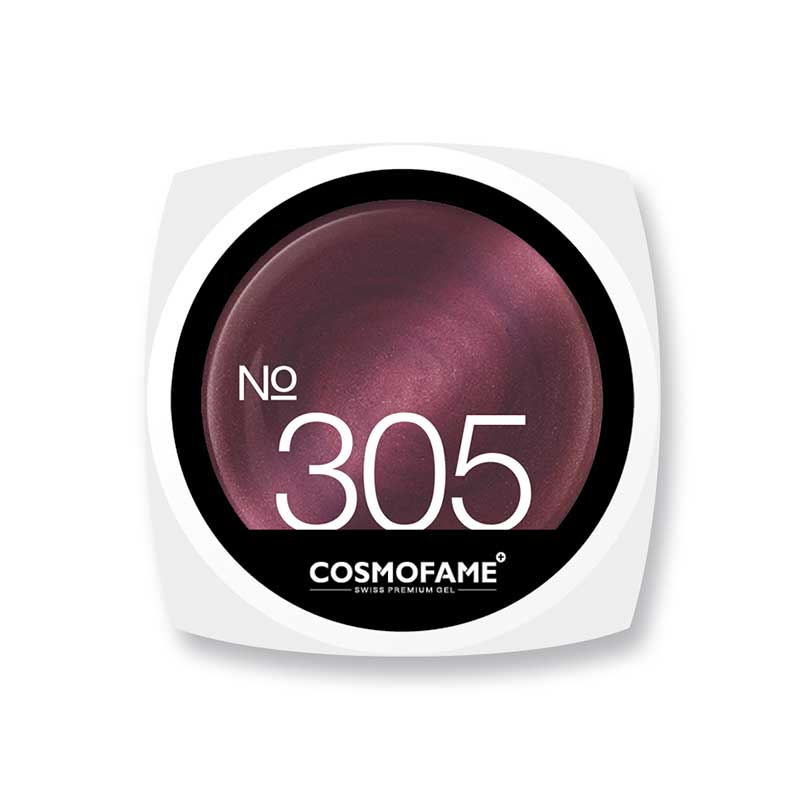 cat eye magnetic 305 «burgundy meets magneto»  [Artikelnr. 305]